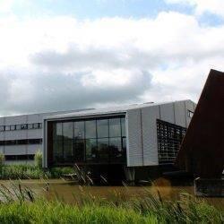 Herinrichting en verduurzaming hoofdkantoor Wetterskip Fryslân
