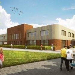 Noorman Bouw- en milieu-advies helpt realisatie duurzame school