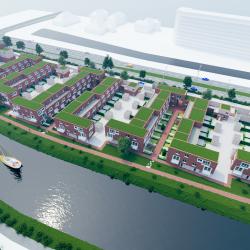 Realisatie woningen Het Ommeland Groningen