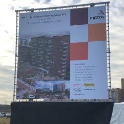 Start bouw Terwijde Utrecht