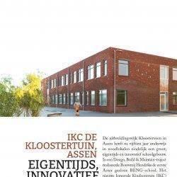 Artikel Kindcentrum De Kloostertuin Assen