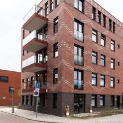 Artikel Appartementencomplex Molukkenstraat Groningen