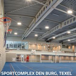 Artikel Sportcomplex Den Burg Texel