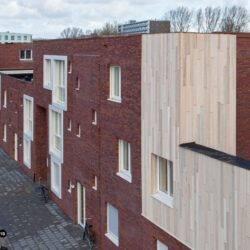 Artikel woongebouw Het Ommeland te Groningen